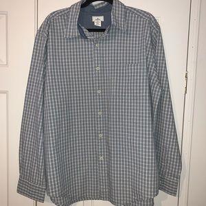 EUC Dockers Long Sleeve Button Down Shirts Size XL